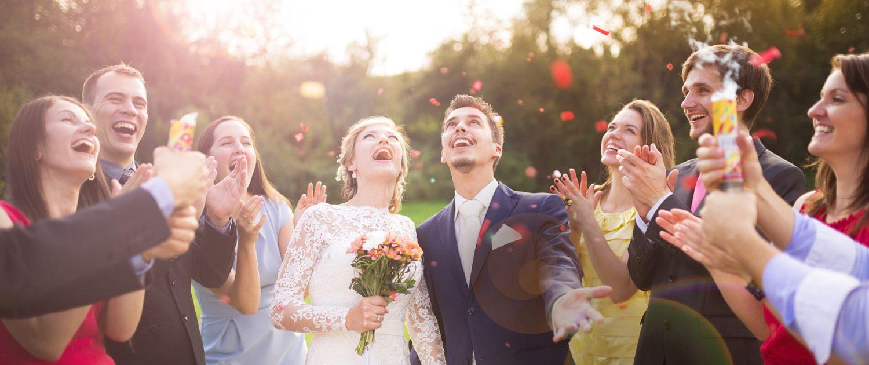 Zeltverleih für Hochzeiten